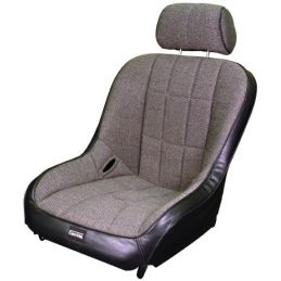 Super Seats; Low back with adjustable head rest