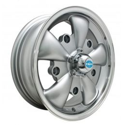 Empi 5-spoke Wheels - Silver