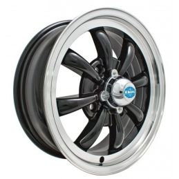 Empi 8-spoke Wheels - Black