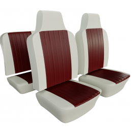 Custom Seat Cover Sets -...