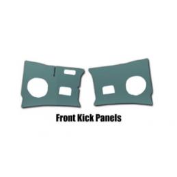 Door Panels - Front door...