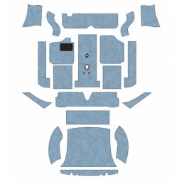 Carpet Kits - Deluxe w/o...