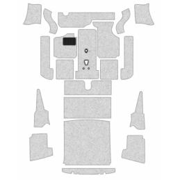 Carpet Kits - Conv. Deluxe...