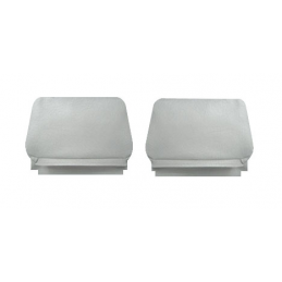Head Rest Covers - Pair