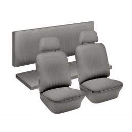 Seat Covers - Full set, Conv