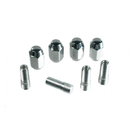 Wheel Stud And Nuts - 14mm...