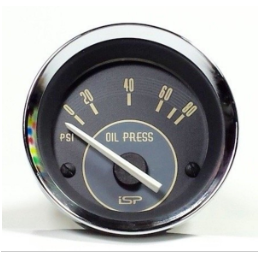 Vintage Gauges - Oil...