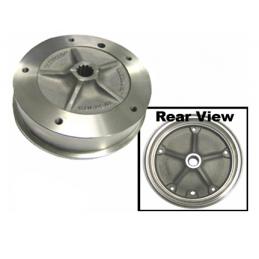 Rear Brake Drums - Rear drum