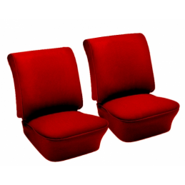 Seat Covers - Front (pr)