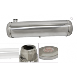 Aluminum Gas Tanks - End...
