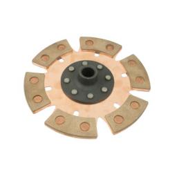 200mm 6 puck Clutch Disc