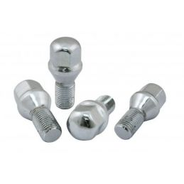 Chrome Lug Bolts - 14mm...