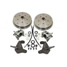Drop Spindle 5x205 Front...