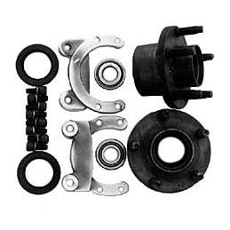 Bus Front Disc Brake Conversions Kit; Kit