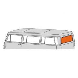 juego para una ventana 9 Tornillos Tornillo De Ventana VW en pantalla dividida Pop fuera 1950-67