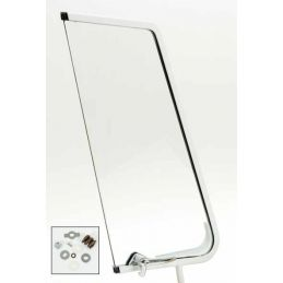 Vent Window Assembly, Left
