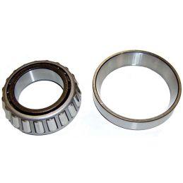 Front Wheel Bearings; Inner