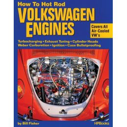 How to Hot Rod VW Engines Book