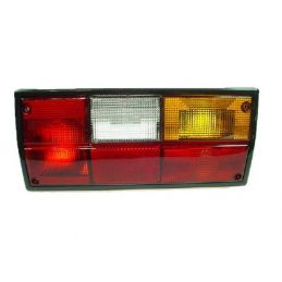 Complete Tail Light Assembly; Right