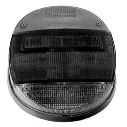 Complete Tail Light Assembly; Hella Universal left or right