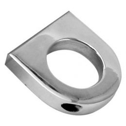 """Billet Universal Mounts; With 1"""" hole"""