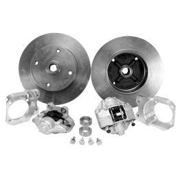 Rear Disc Brake Kit; w/out E.brake