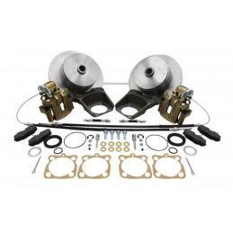 Rear Disc Brake Kit With E...