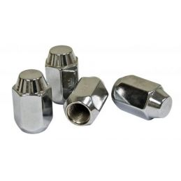 Chrome Lug nuts, M14-1.5,...