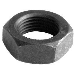 Front Bearing Lock Nuts; Hex nut