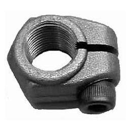 Front Bearing Lock Nuts; Spindle nut