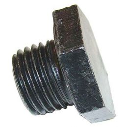 Oil Sump Plate; Replacement bolt