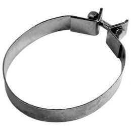 Chrome Alternator or Generator Strap; 12v