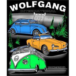 New 3 VW Long Sleeved Shirt