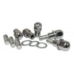 Wheel Stud And Nuts -...