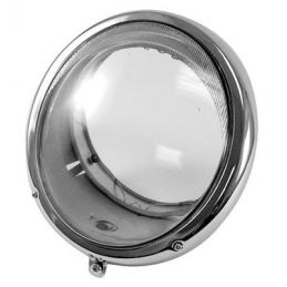 Headlight Buckets; Without bulb