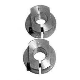 Link Pin Clamp Nut; (pr)