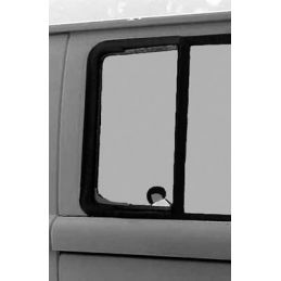 Side Window Vent Wing Seal; Left or Right