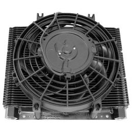 Mesa Cooler with Fan; 72 Plate