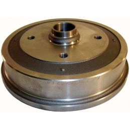 Front Brake Drums; Italian