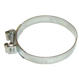 Heater Hoses; Fresh air hose clamp