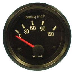 VDO Performance Instruments - Cockpit; *Oil pressure 150 PSI 2 1/16""