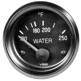"VDO Performance Instruments - Cockpit; Water temp 2 1/16"""