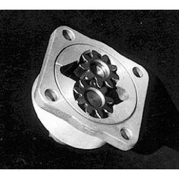 Oil Pumps; 8mm single relief case