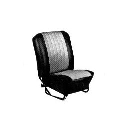 Custom Seat Cover Sets; Front (pr)