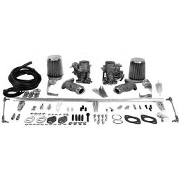 Weber ICT Carburetor Kits; Single port kit