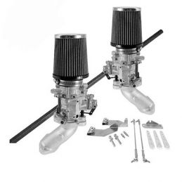 Weber ICT Carburetor Kits; Dual port kit