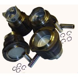 Piston and Cylinder Kits Stock; 90mm