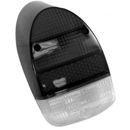 Tail Light Lenses; Red