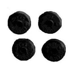Brake Line Grommets; Set of 8