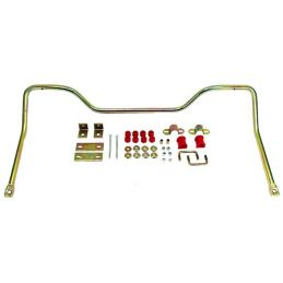 Sway Bars; Rear